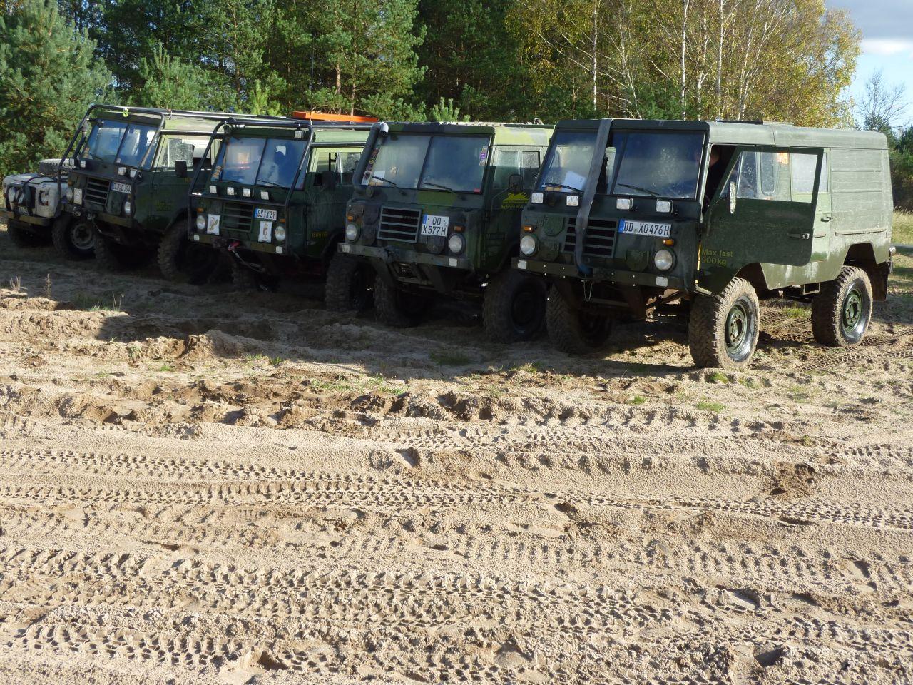 Pomerania 2011 Team Bedrock